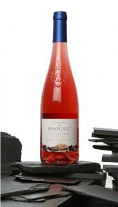 Le rosé de Loire du Domaine de Montgilet